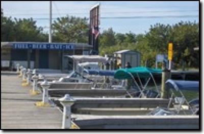 Marina locations for Key city fish